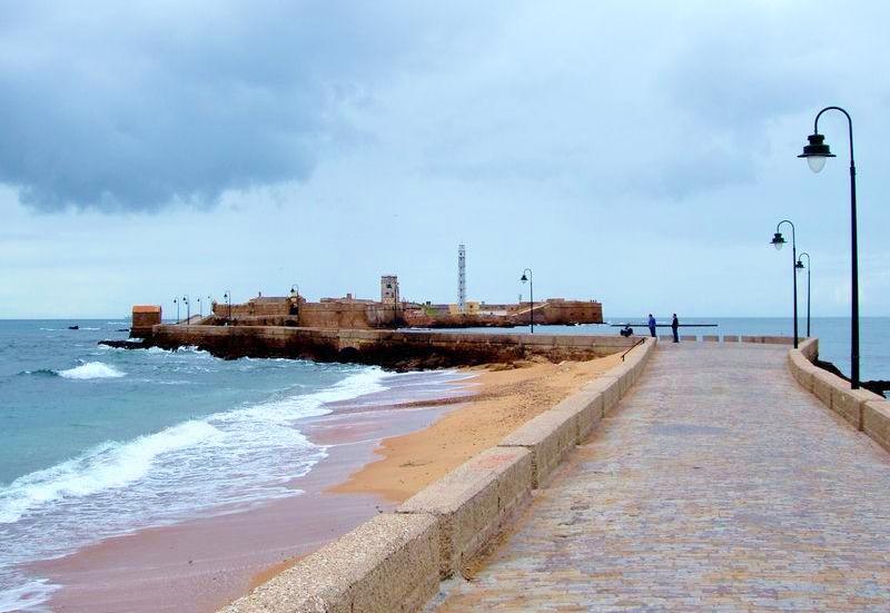 CastilloSanSebastián-Cádiz