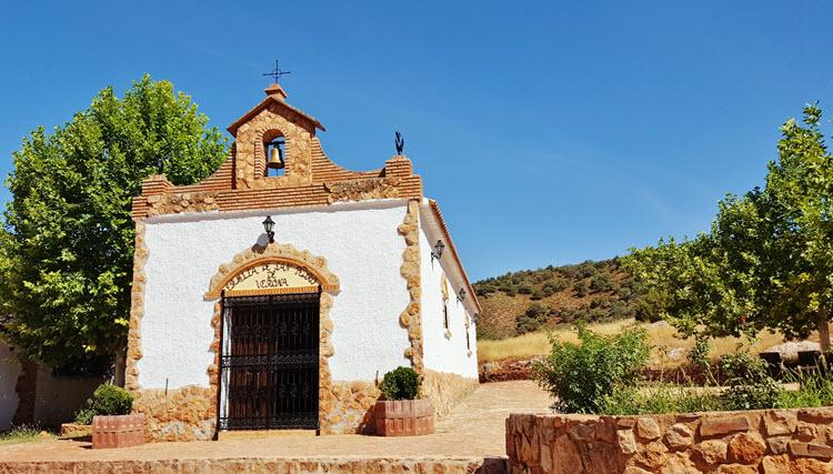 Lagunas de Ruidera_ErmitaS.Pedro