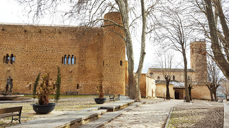 Castillo de Brihuega, Guadalajara