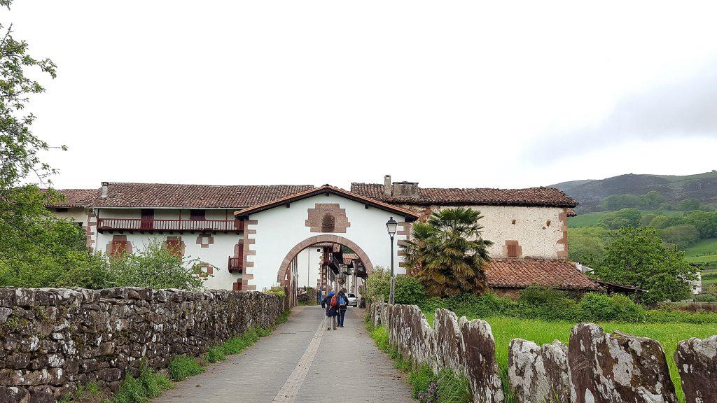 Ruta por Navarra - Maya
